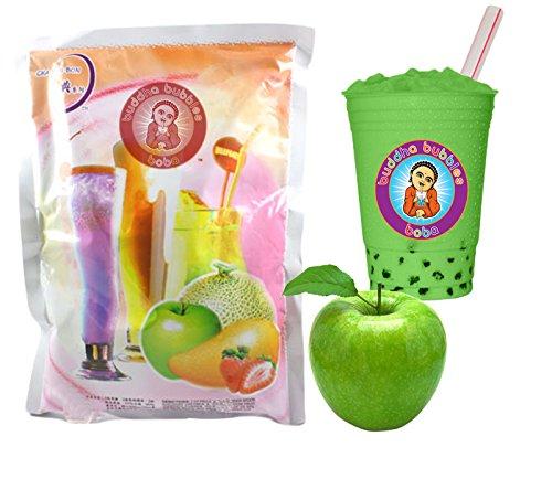 1 LB GREEN APPLE Boba Tea powder Taste Like Jolly Ranchers by Cha-Bon-Bon