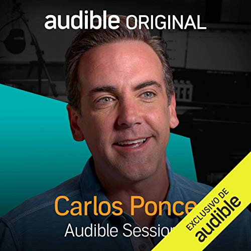 Carlos Ponce Audiobook By Mariana Pavia cover art