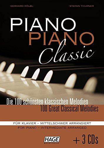 Edition Hage Piano Piano Classic