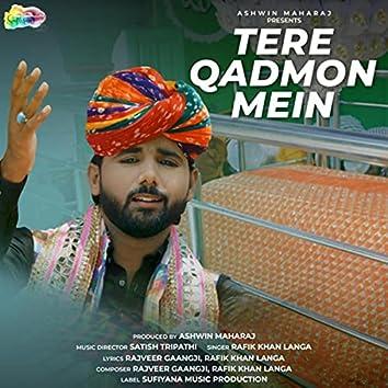 Tere Qadmon Mein