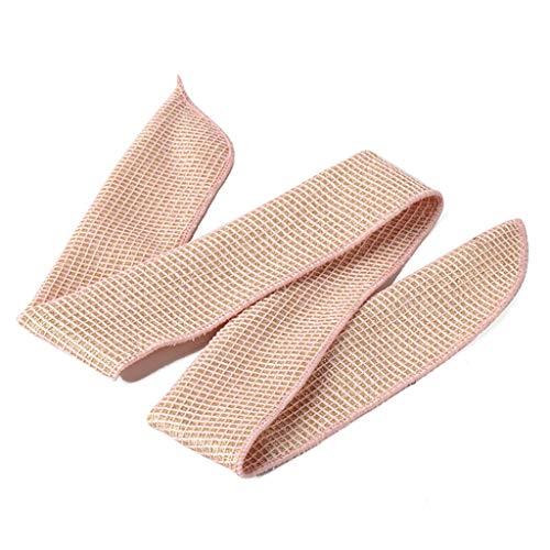 Haarband ▏ vrouwelijke netto rode wilde mode trendy kort haar bandage ▏ leuke bovenkleding haarband om het haar band binden Haarband met hoofdband (Color : Pink)