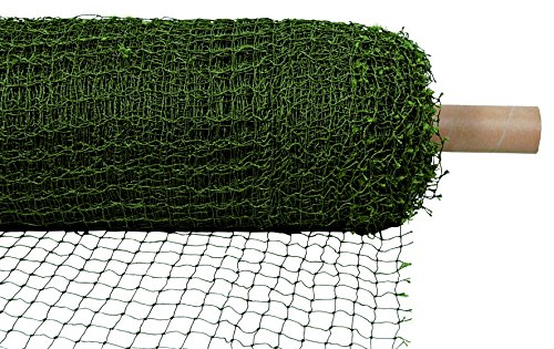 TRIXIE Red protección, con Hilo Metálico, 3 x 2 m, Oliva-Verde, Gato