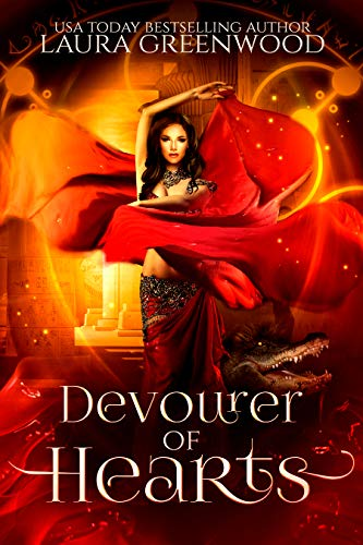 Devourer Of Hearts Forgotten Gods Laura Greenwood