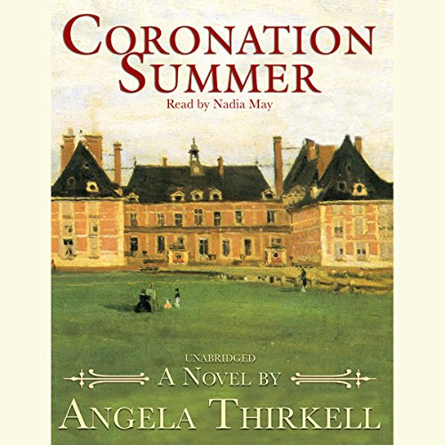 Coronation Summer audiobook cover art