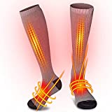 SVPRO Electric Battery Operated Heated Socks Men Women Rechargeable...