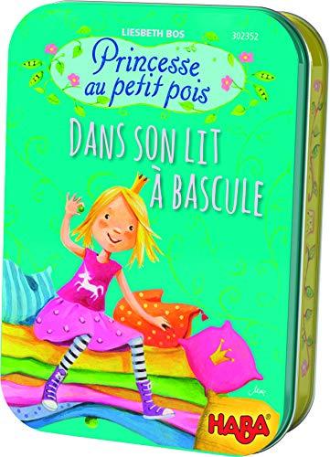 HABA- Princesse au Petit Pois – dans Son lit à Bascule, 302352