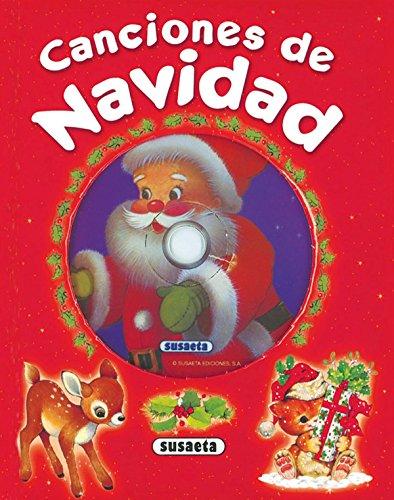 Canciones De Navidad + Cd (Canta Y Cuenta Con CD)