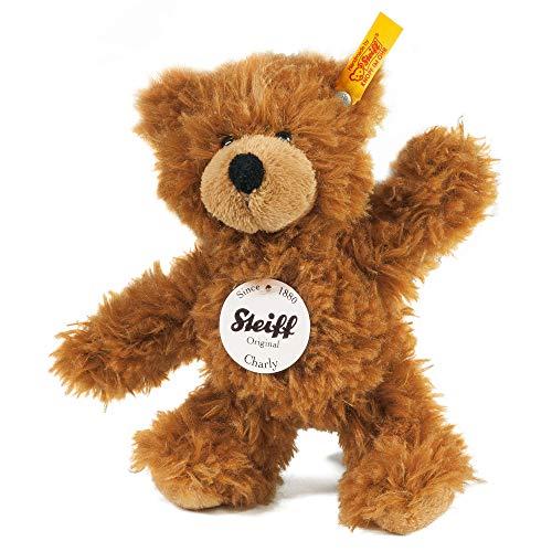 Steiff 012846 Charly Schlenkerteddy 16 braun Bär