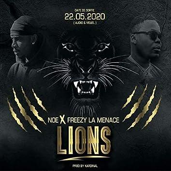 Lions (feat. Freezy La Menace)