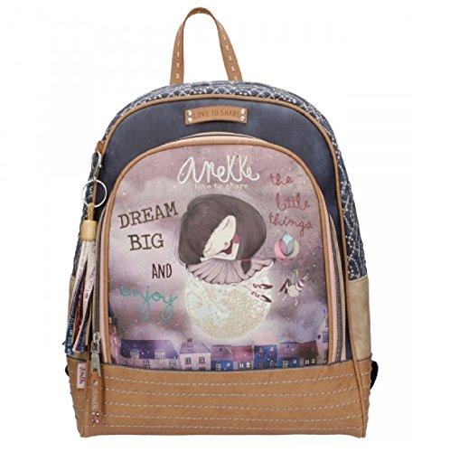 Anekke - Mochila Escolar Anekke