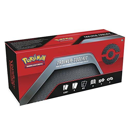 Pokémon International 45250 PKM Trainers Toolkit Sammelkarten