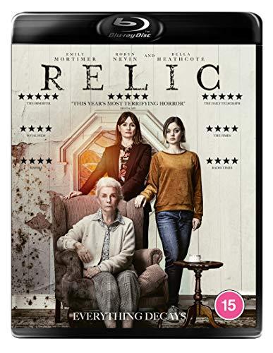 Relic [Blu-ray] [2020] [Region Free]
