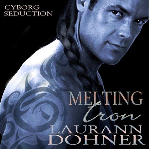 Melting Iron audiobook cover art