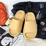 Zapatillas Casa Chanclas Sandalias Diapositivas Planas Unisex Mujeres Hombres Zapatillas Casuales Zapatos De Playa Zapatillas Suaves Zapatillas De Baño Antideslizantes para El Hogar Sandalias De