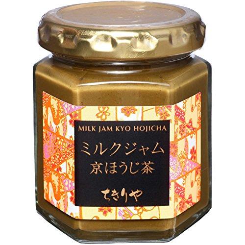 ちきりや『ミルクジャム京ほうじ茶』