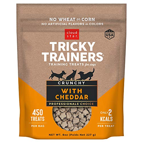 Cloud Star Tricky Trainers Crunchy, Low Calorie...