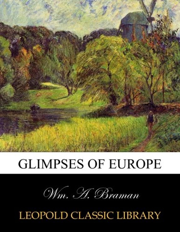 枠趣味算術Glimpses of Europe