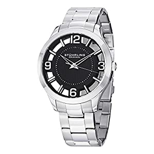 Fashion Shopping Stuhrling Original Men's 754.02 Winchester Swiss Quartz