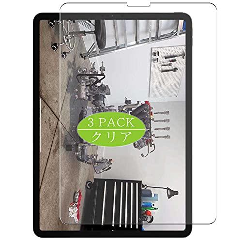 """VacFun 3 Piezas Claro Protector de Pantalla, compatible con IPAD PRO 12 2021 M1 Core 12.9"""", Screen Protector Película Protectora(Not Cristal Templado) NEW Version"""