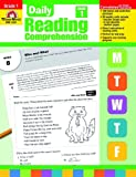 Evan-Moor Educational Publishers 3451 Daily Reading Comprehension Book, Grade 1