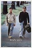 Rain Man (1988) Poster Tom Cruise, in Größen, Papier, a2