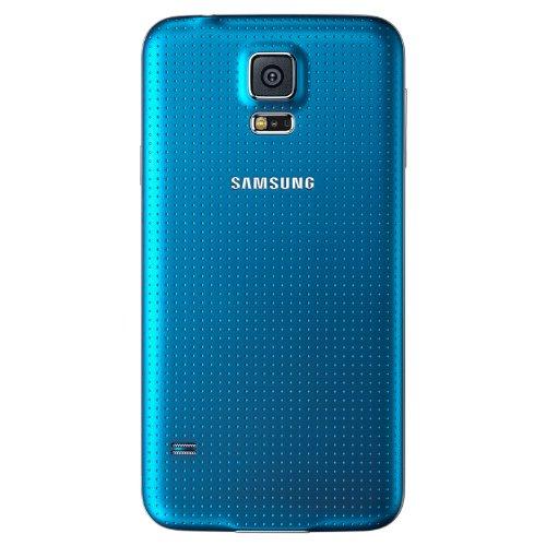 Samsung EF-OG900SLEGWW Akkudeckel Galaxy S5 blau