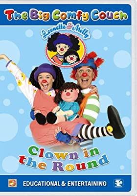 The Big Comfy Couch, Vol. 1 - Clown In The Round