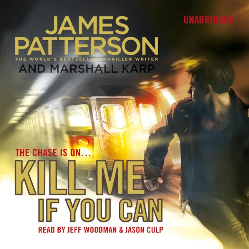 Kill Me If You Can audiobook cover art