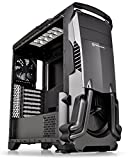 Thermaltake Versa N24 Black ATX Mid Tower Gaming Computer Case Chassis with...