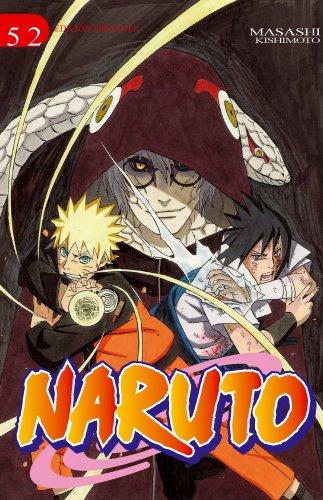 Naruto nº 52/72 (EDT) (Manga Shonen)