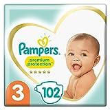 Pañales – Premium Protection – Tamaño 3 x 102