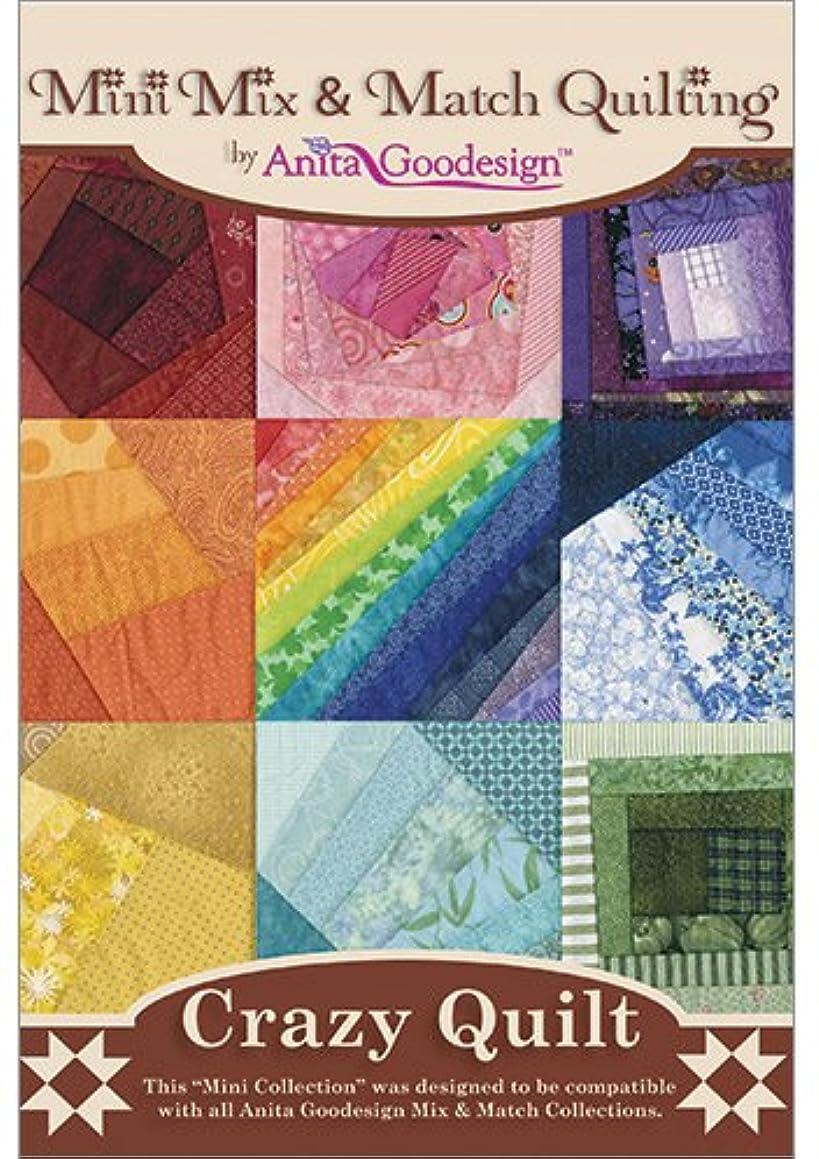 Anita Goodesign Embroidery Designs Crazy Quilt