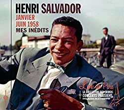 Mes Inédits-Live in Paris Janvier/Juin 1958