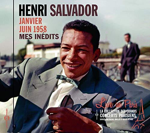 Mes Inedits : Janvier-Juin 1958 - Live in Paris