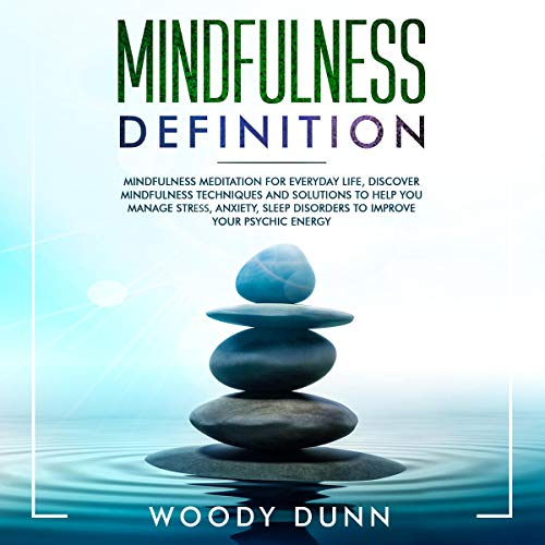 Mindfulness Definition audiobook cover art