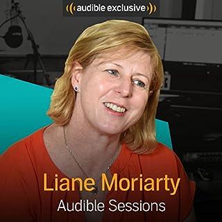 Liane Moriarty audiobook cover art