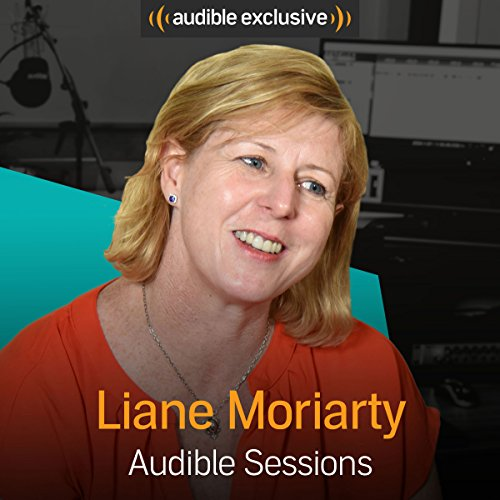 Liane Moriarty audiobook cover art