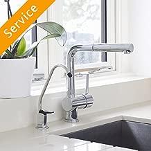 Under-Sink Water Filtration Installation