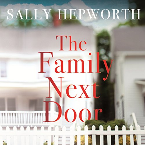 The Family Next Door cover art