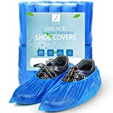 Jagon Shoe Covers Disposable Non Slip - 100 Pack(50 Pairs) Shoe...