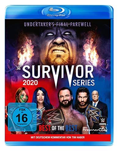WWE - Survivor Series 2020 [Blu-ray]