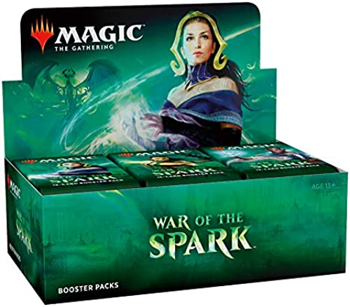 Magic the Gathering - War of The Spark - Boosters   Displays Auswahl   English   Sammelkartenspiel TCG, Booster 36er (Display)