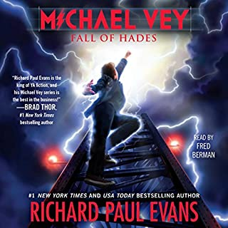 Fall of Hades audiobook cover art