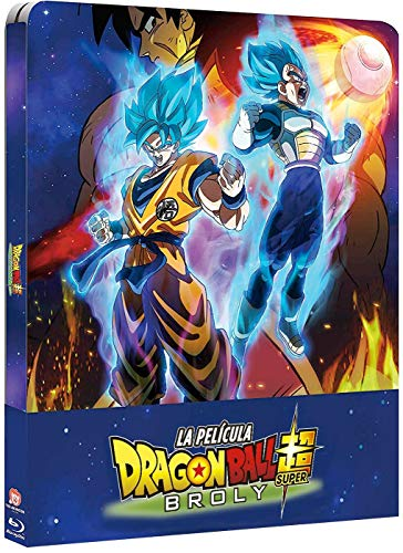 Dragon Ball Super: Broly 2019 Limited Edition SteelBook