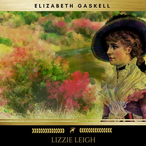Lizzie Leigh audiobook cover art