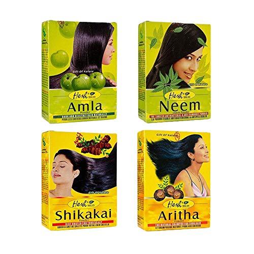 Hesh Herbal Amla Powder 100G, Neem …