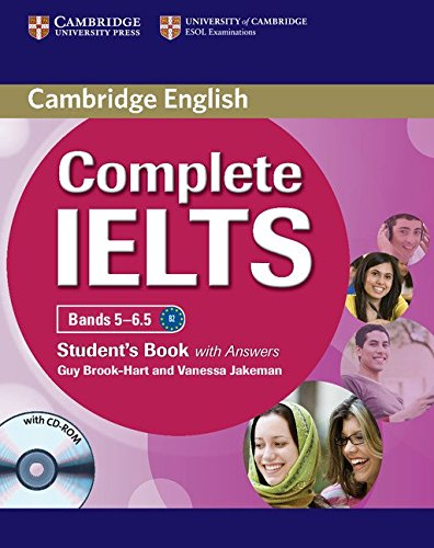 Complete IELTS. Bands 5-6.5 Level C1. Student's book. With answers. Con espansione online. Per le Scuole superiori. Con CD-ROM