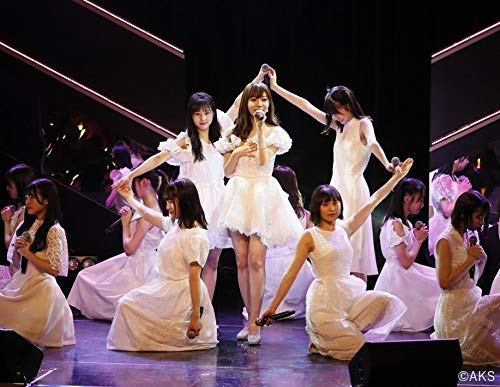 [画像:指原莉乃 卒業コンサート ~さよなら、指原莉乃~(DVD2枚組)]