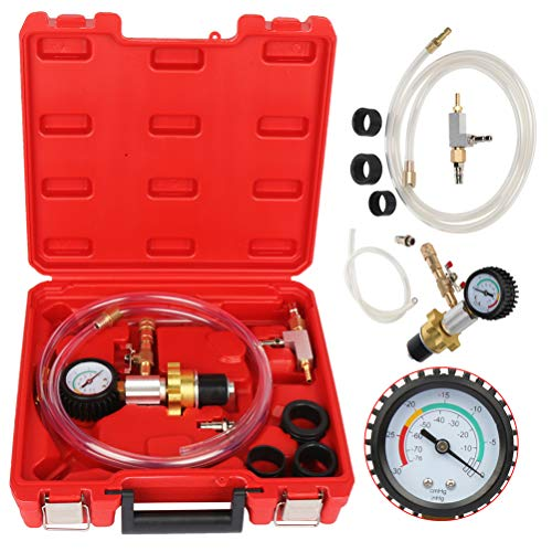 Why Should You Buy Car Water Tank Leak Detector Pressure System Tester Radiator Pressure Gauge Air P...