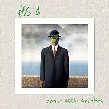 Green Apple Skittles